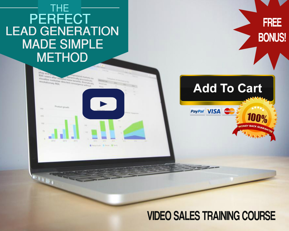 Buy  Video Sales Training Course Today!