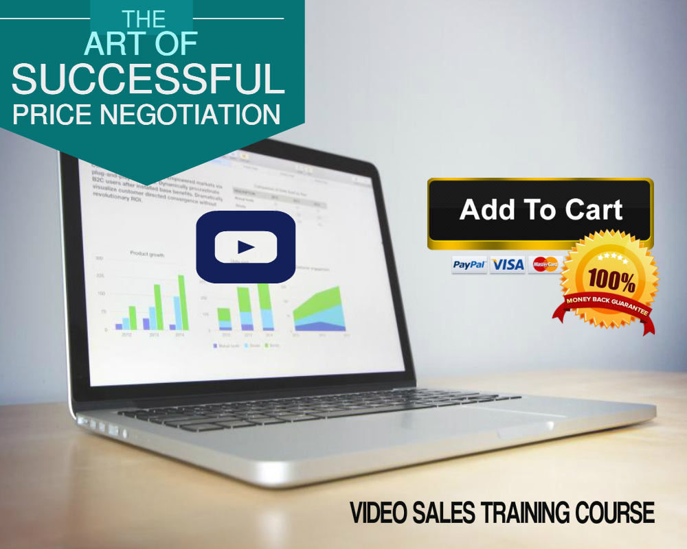 Incredibly Affordable Sales Negotiation Training Course