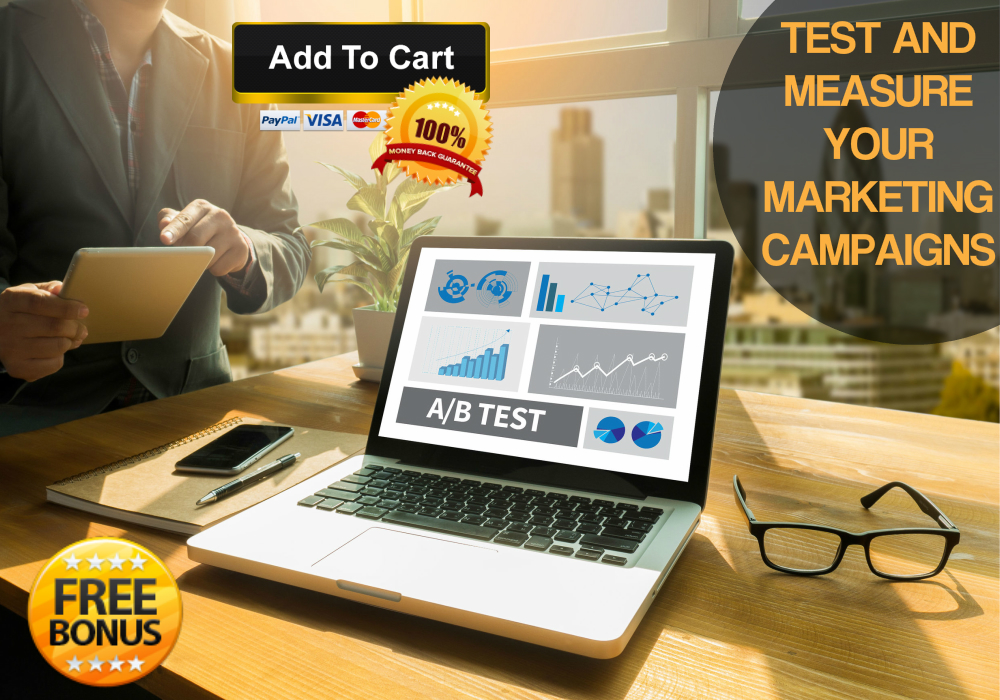 Learn why it is important to test and measure your marketing campaigns with this split test training course.