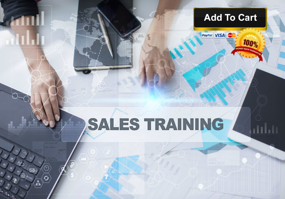 Cost effective sales training course.
